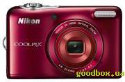 Coolpix L29 Red